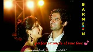Barun Sobti quotes about his relationship with his wife Pashmeen 💝