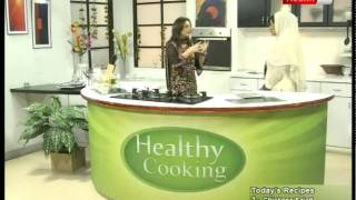 "Healthy Cooking - ""chickpea Salad"" Part-2 (28 Nov 2011) Health Tv"