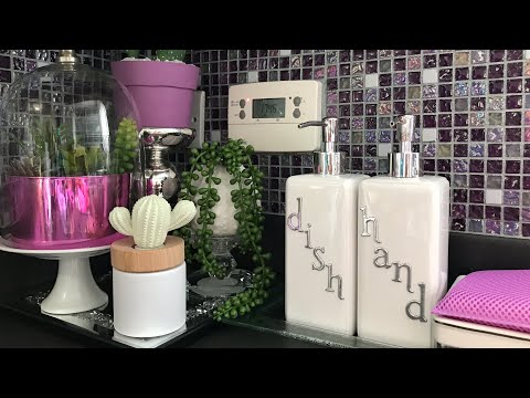 Kitchen Decor Ideas Summer 2019| Decorate with me