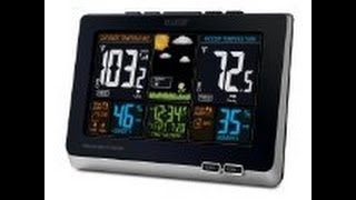 Indoor outdoor thermometer , thermometer IN USA