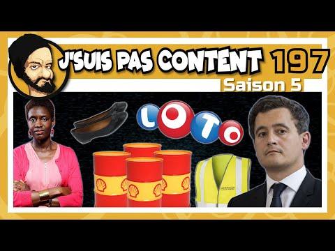 J'SUIS PAS CONTENT ! #197 : Loto volé, Augmentation de l'essence & Ballerines du Progrès !
