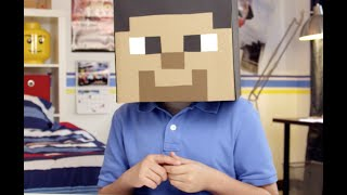 LEGO® The Build Zone - The Minecraft Crafting Box Episode 9