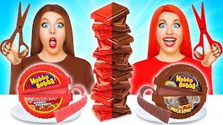 Челлендж «Настоящее или Шоколадное» #4 | Кто доест — выигрывает! Крутая дегустация от Multi DO