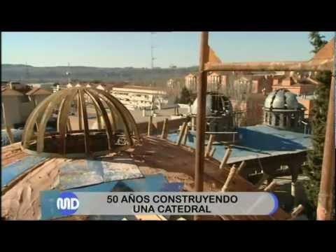 Justo Gallego: Cincuenta años construyendo su catedral en Mejorada del Campo