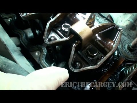 2001 Jeep Grand Cherokee Engine Noise (40L)  EricTheCarGuy  YouTube