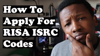 How To Apply for ISRC codes with RISA (Online Portal Tutorial)