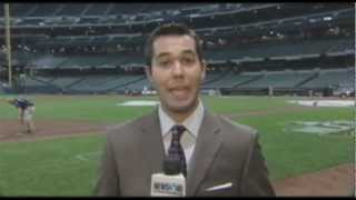 Sports Reporting - 2011 NLCS Game 2 Brewers vs. Cardinals