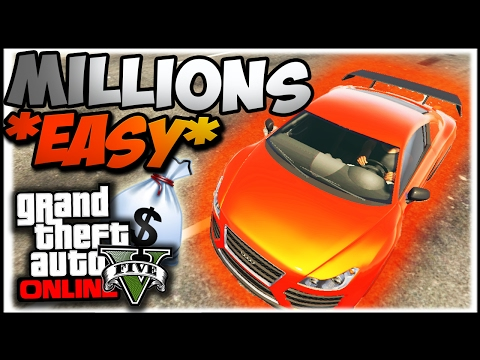 GET $100,000,000 IN GTA 5 ONLINE! How to Make Money SOLO - After Patch 1.37 (GTA 5 1.37 Money)
