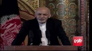 Ghani Addresses First 'Responsible Citizen Debate'