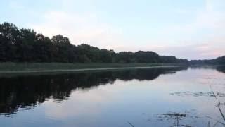 Закат на Битюге