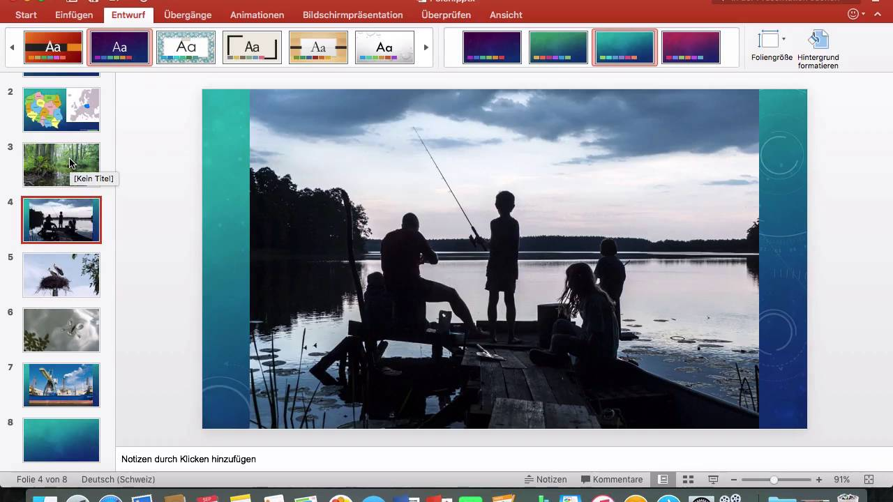 Powerpoint folien hintergrund bearbeiten