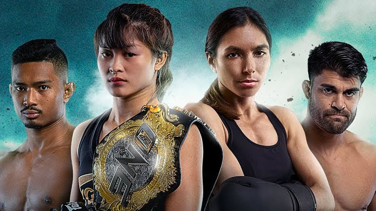 Stamp Fairtex vs. Janet Todd Headlines ONE: CALL TO GREATNESS | 2019 In Review