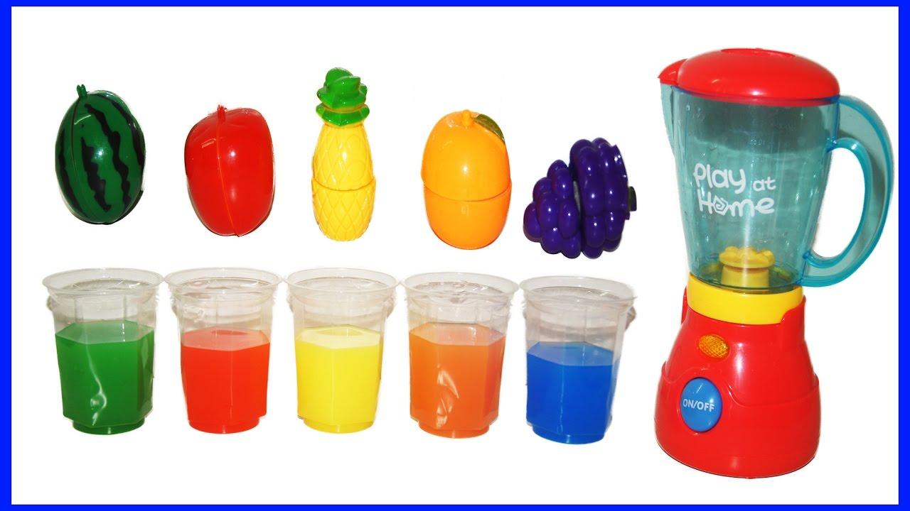 Kitchen Appliance Toy Set
