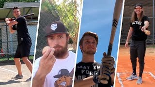 Top 10 MLB 18 the Show YouTubers Who Can Actually Play Baseball (feat.  td)