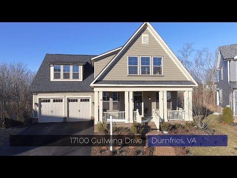 17100 Gullwing Dr, Dumfries, VA 22026