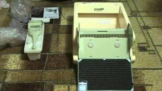 Автоматический туалет для кошек AUTOMATIC LiterMaid model LM580
