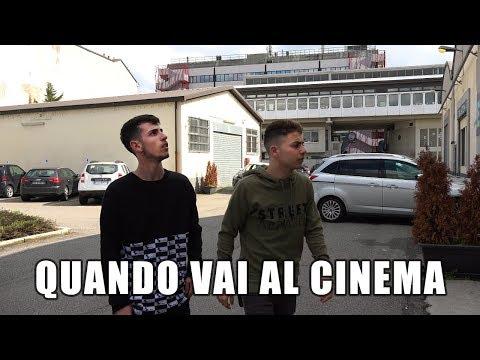 QUANDO VAI AL CINEMA E HAI FAME feat Realists