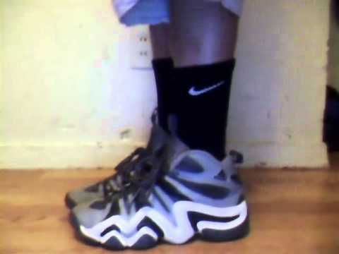 promo code 7ec75 eb336 Adidas Crazy 8-On Foot Review