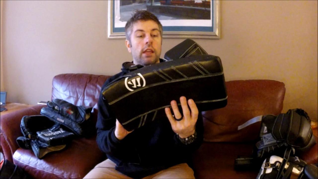 53442a19330 Warrior Ritual G3 senior review - YouTube