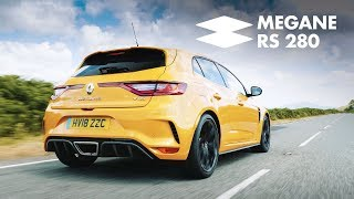 Renault Megane RS 280 Cup: Road Review | Carfection 4K