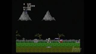 Ghosts 'N Goblins Retro Game Gameplay - Keep Your