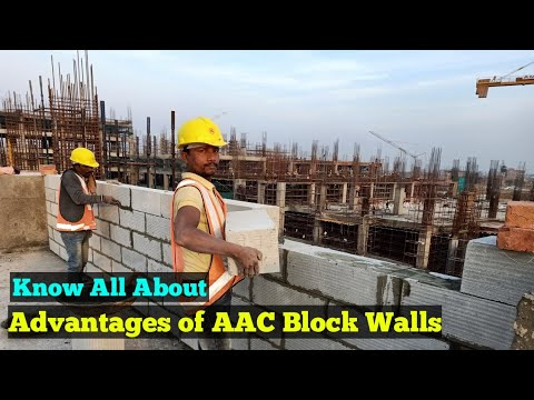 Repeat AAC Block Walls - Complete Information about AAC