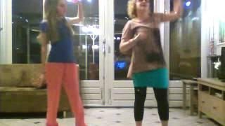 Instructie flashmob m&w bruiloft 27-04-2012