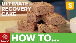 The Ultimate Recovery Cake - Banana & Date Cake | With Sorted Food