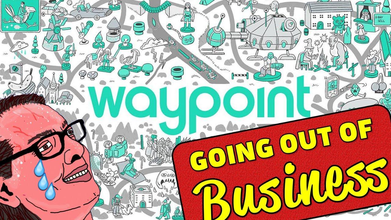 Vice's WOKE Gaming Website Waypoint SHUT DOWN!