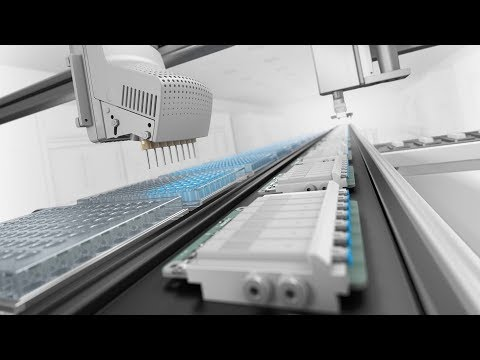 Festo Life Tech - smart solutions for medical technology and laboratory automation
