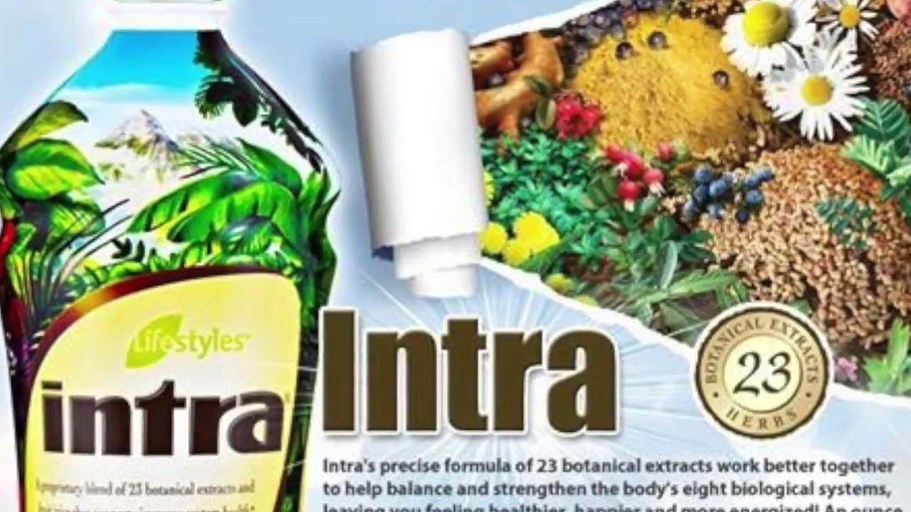 How Can Intra Herbal Juice Can Help You? - YouTube