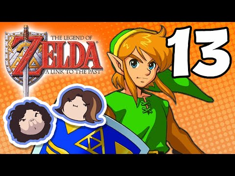 Zelda A Link to the Past: Bad Eggs - PART 13 - Game Grumps