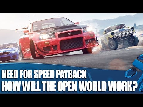 Need For Speed Payback - How Will The Open World Work?