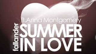 Fallander feat. Anna Montgomery - Summer in Love (Radio Edit)