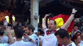 Malle Bierkoenig 2014 1/4 Finale Deutschland - Frankreich (Part 2)
