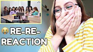 reacting to gugudan reacting to my reaction