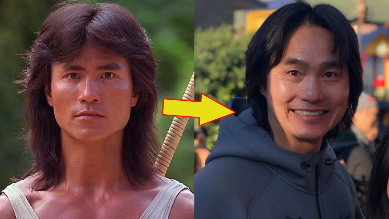 MORTAL KOMBAT ⚡️ Then And Now 1995 vs 2018 - YouTube
