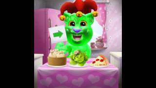 [my Talking Tom] This Is How To Do The 🚽🚽toilet Glitch‼️‼️😜