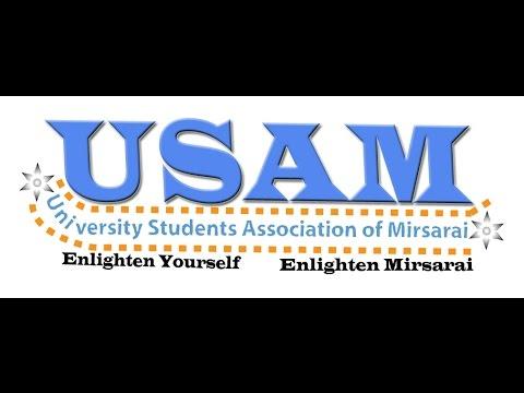 USAM (University Students Association of Mirsarai) orientation Video