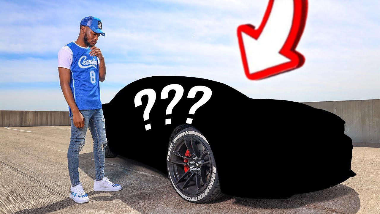 BruhmanTv's CRAZY NEW CAR WRAP! ( WIDEBODY 392 CHARGER )