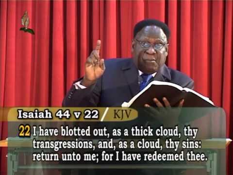 BECAUSE I AM SPECIAL  (preacher: Pastor Dr. Andrews L. Ewoo)