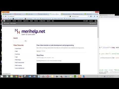 Web Fundamentals: HTML Project 3 - Linking