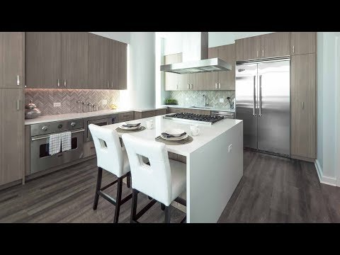 Tour a new 3-bedroom, 3-bath penthouse at Streeterville