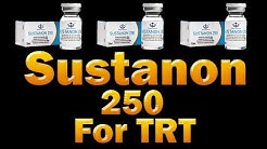Sustanon for Testosterone Replacement Therapy / TRT