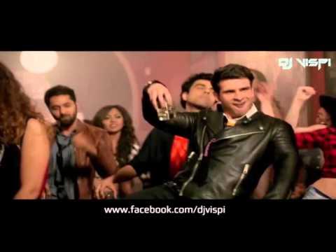 08 Aaj Phir Peene Ki Tammna Hai - Loveshudda - DJ Vispi Mix