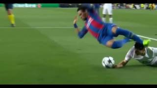 fc barcelona vs psg 6 1 highlights ucl 2016 17 hd 720p english commentary