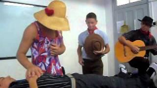 Velório do Juca torto(Escola Agrícola Celeste Gobbato)turma 2ºE 2011