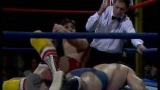 World Of Sport - Bernie Wright vs Steve Casey pt.2