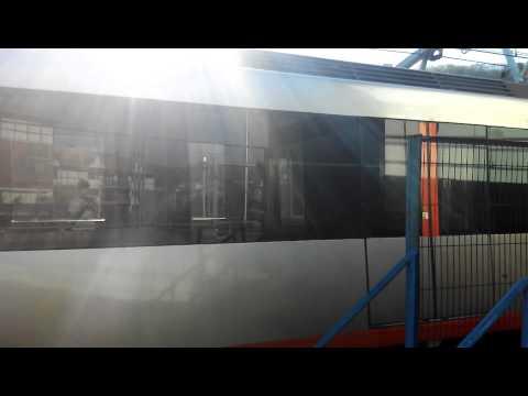 Metro Bilbao UTE 551 en Etxebarri