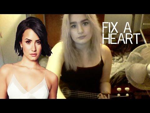 Fix a Heart - Demi Lovato (ukulele cover)